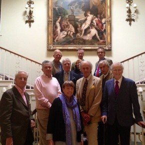 The Edward Lear Society for their inaugural meeting at Knowsley on 22nd October 2014