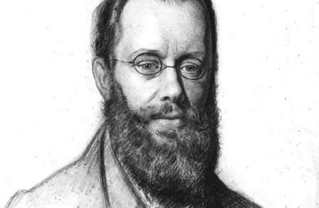 Portrait of Edward Lear