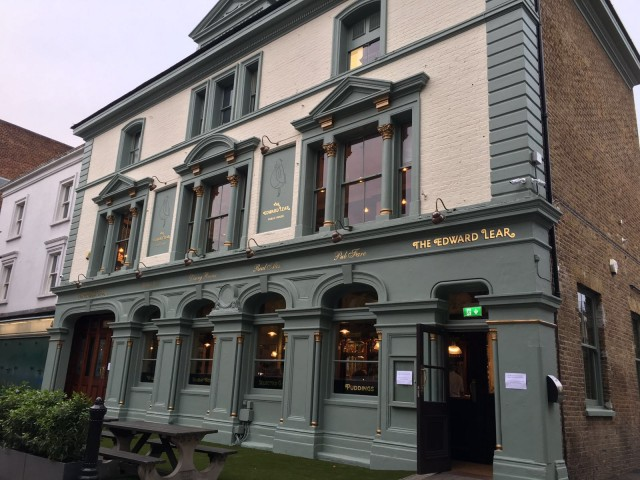 The Edward Lear Pub