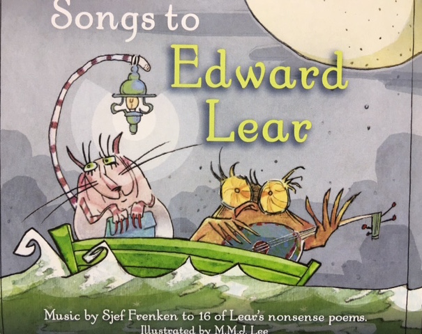 Songs to Edward Lear