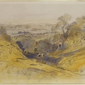 Edward Lear's Landscape Drawings: How many were there?
