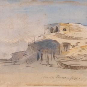 Edward Lear in Malta