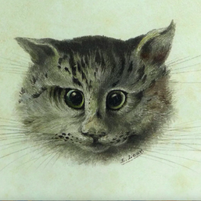 How Edward Lear's artistic genius led to the Owl and the Pussycat